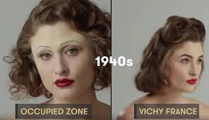 100 years hairstyle images 100 years of beauty in one minute the evolution of style in