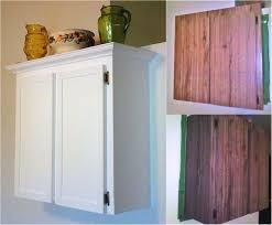 How To Refinish Kitchen Cabinets With Paint How To Refinish Formica Cabinets U0026 Unique Homemade Chalk Paint