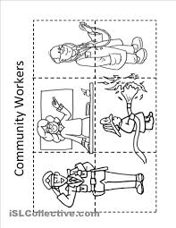 14 best images of worksheets community workers community workers