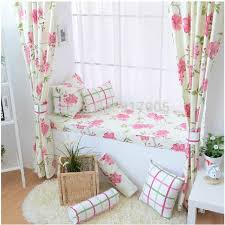 Vintage Floral Curtains Selling Rustic Vintage Floral Print Curtains For