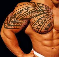 best tribal tattoos on arm sleeves back hand tattoo