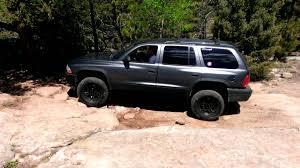 Dodge Durango Truck - lifted dodge durango off road youtube