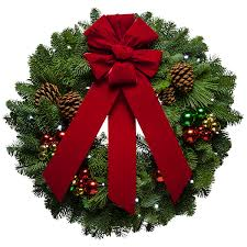 forest fresh wreaths from forest 4 day giveaway