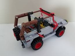 lego jurassic park jeep wrangler instructions jp jeep mod from lego 75916 album on imgur