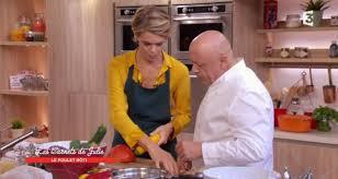 la cuisine de julie les carnets de julie avec thierry marx la fondue la tartiflette