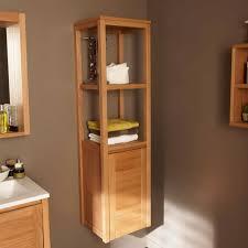 petit meuble de chambre impressionnant meuble de salle de bain bambou et eclairage chambre