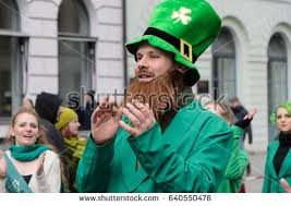 irish parade man stock images royalty free images u0026 vectors