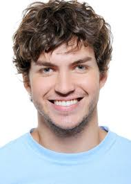 Hairstyle For Face Shape Men by Curly Hairstyle For Round Face Shapes Hair Pinterest Curly