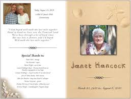 funeral programs exles funeral program ideas tolg jcmanagement co