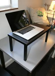 Mobile Computer Desk Mobile Desk Stand Black U2014 Welcome To Our Shop Streamline Life