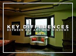 bay bow windows key differences between bay and bow windows