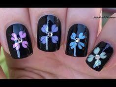 Diy Easy Halloween Drag Marble Nails Design Cute Dry Nail Art by Needle Nail Art 5 Drag Marble Design For Short Nails Http