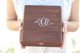 wooden baby keepsake box wooden bridesmaid gift box keepsake box baby keepsake gift