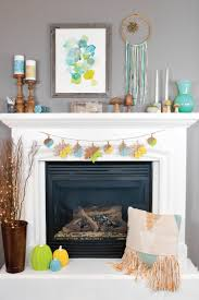 non traditional fall mantel ideas hey let u0027s make stuff