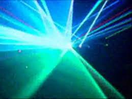 strobe lights a ravers nightlife