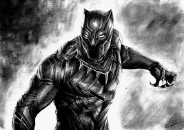 black panther marvel learn the black panther drawing tutorial marvel characters draw