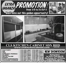 Selected Promotion To You  CLSKitchenCabinetPromotion - Cls kitchen cabinet