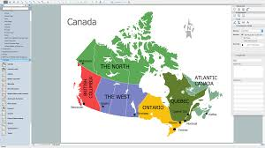 Map Of Canada by Geo Map Canada British Columbia