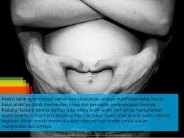 Istri Takut Hamil Perubahan Dan Adaptasi Psikologis Pada Ibu Hamil
