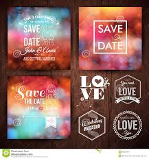 save the date for personal holiday cards wedding invitation set