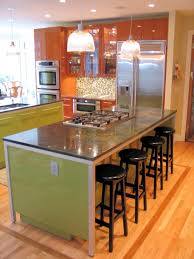 kitchen island with bar adorable design of kitchen island with bar seating homesfeed