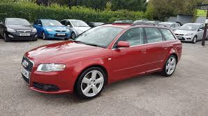 audi a4 avant 2 0tdi 170ps quattro s line estate diesel manual