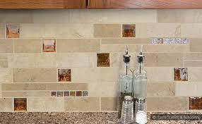 Black Granite Glass Tile Mixed Backsplash by Kitchen Captivating Kitchen Brown Glass Backsplash Santa Cecilia