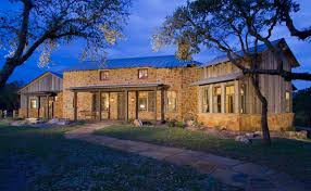 texas hill country lake house plans
