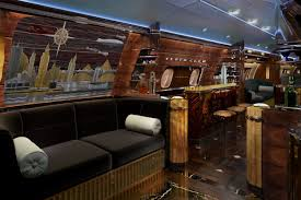 Art Deco Interior by Embraer U0027s Newest 80 Million Private Jet Is Inspired By Art Deco