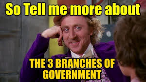 Tell Me More Meme Generator - meme creator so tell me more about the 3 branches of government