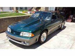 mustang 1991 for sale 1991 to 1993 ford mustang for sale on classiccars com 39 available