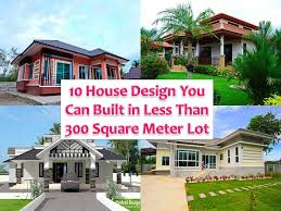 House Design For 150 Sq Meters 10 House Design You Can Built In Less Than 300 Sq M Lot