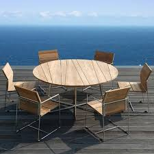 reclaimed wood outdoor table reclaimed wood outdoor furniture apartment therapy