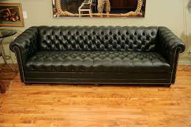 chesterfield sofa vintage chesterfield sofa by leathercraft at 1stdibs