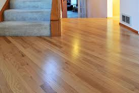 finishing oak floors interiors design