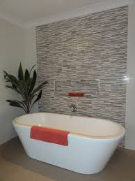 bathroom tile feature ideas fancy mosaic tile feature bathroom for your small home remodel