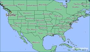 map usa ohio map usa seattle major tourist attractions maps