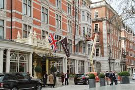 top 5 luxury hotels in london travel by choice