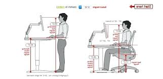 Height Of Office Desk What Is Desk Height Standard Desk Height For Computer Standard