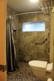 bathroom shower curtain ideas small barrier free bath contemporary bathroom san francisco