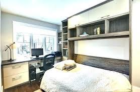 Murphy Bed Office Desk Combo Murphy Beds Office Guest Room Beds Murphy Bed Desk Modern Fin