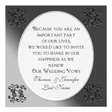 wedding vow cards vow renewal ideas vows sle on sle renewal of vows