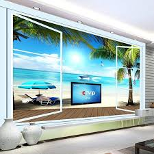 articles with nature wall murals canada tag nature wall mural large image for custom 3d photo wallpaper ocean view 3d stereo window tv background wall mural