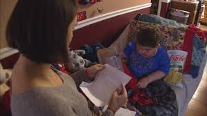 6 year boy with inoperable tumor wants ornaments for