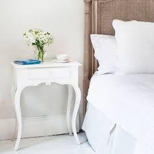 Ikea White Bedroom Side Tables White Side Tables For Bedroom Homes Design Inspiration
