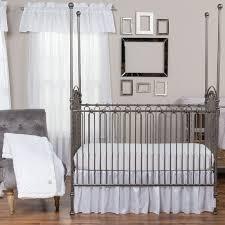 trend lab marshmallow 3 piece crib bedding set u0026 reviews wayfair