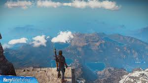 Mountains Of The World Map by Just Cause 3 Top Of The World Trophy Achievement Guide