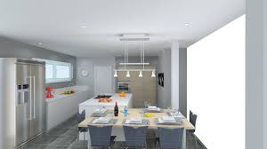 cuisine grise plan de travail noir facile cuisine design d avec cuisine grise plan de travail