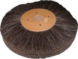 Horsehair Bench Brush Hair Brush For Power Finisher 240 X 40 Mm