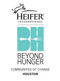 heifer international heifer international presents beyond hunger houston event